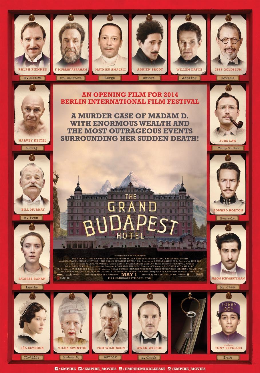 GranHotel Budapest