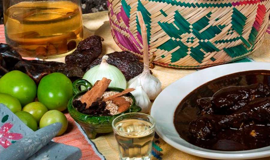 Mole negro Oaxaca